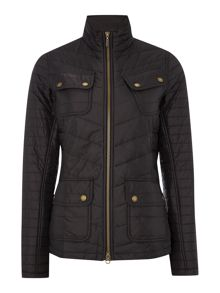 International world crosser quilted jacket