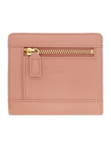Dandy dogs pink flap over purse