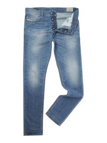 Tephhar 842H Slim Fit Stretch Jeans