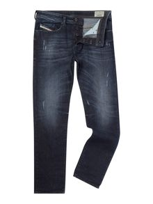 Buster 842R Tapered Fit Stretch Jeans