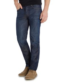 Diesel Buster 842N Tapered Fit Jeans