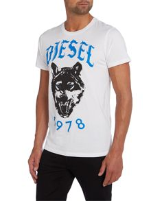 T-Roff Wolf 1978 Graphic T-Shirt