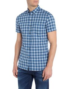 S-Jugo Short Sleeve Check Shirt
