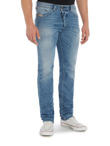 Diesel Darron 842H Tapered Fit Stretch Jeans