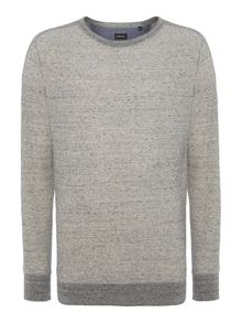 S-Erastos Regular Fit Textured Jumper