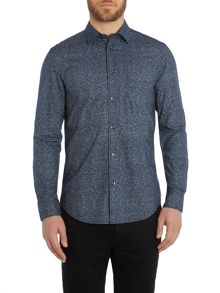 Diesel S-Noise Regular Fit Fuzzy Print Shirt