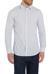 S-Ghei Regular Fit Micro Pattern Shirt