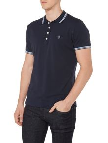 T-Oin Double Tipped Logo Polo