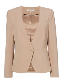 Soft tailored jacket