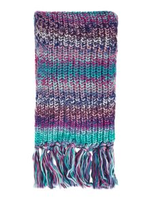 Girls Multicoloured Scarf