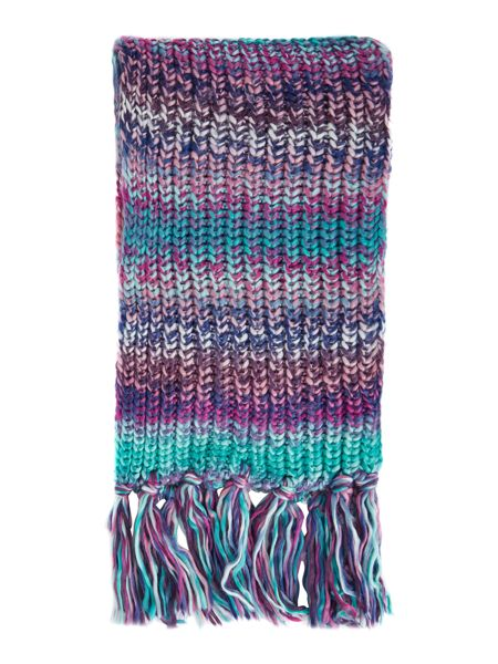 name it Girls Multicoloured Scarf