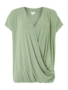 Linea Weekend Drape front top