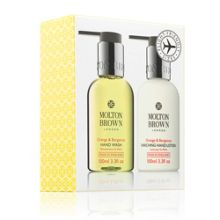 Molton Brown Mini Orange & Bergamot Hand Wash & Lotion Duo