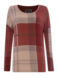 Barbour Straiton jersey top