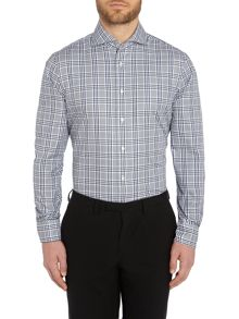 Judd Slim Fit Check Shirt