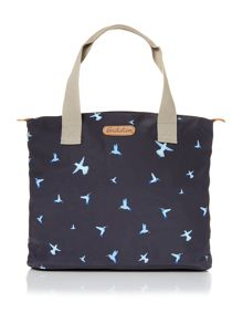 Hummingbird handbag