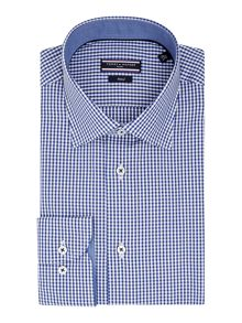Tommy Hilfiger Judd Fitted Gingham Shirt