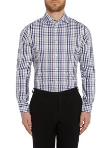 Jake Slim Fit Check Shirt