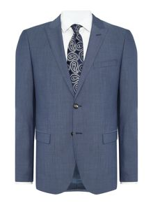 Ramey Steel Slim Fit Micro Pin Dot Suit