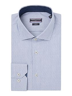 Men's Tommy Hilfiger Parker Slim Fit Stripe Dot