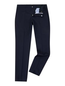 Tommy Hilfiger Steel Slim Fit Solid Suit Trousers
