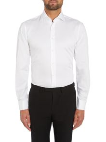Tommy Hilfiger Tailored Fit Double Cuff Shirt