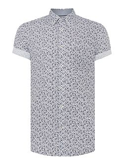 Men's Jack & Jones Floral Classic Fit Short