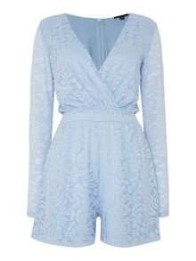Therapy Lace playsuit