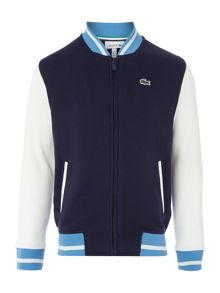 Lacoste Boys Baseball Jacket