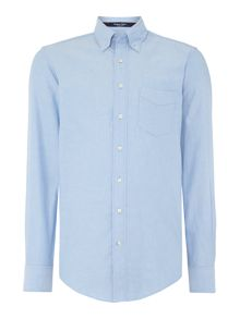 Plain Oxford Classic Fit Shirt