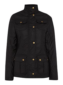 Barbour Ruskin wax utility jacket