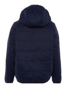 Lacoste Boys Reversible Hooded Jacket