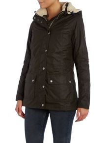 Apsley wax jacket