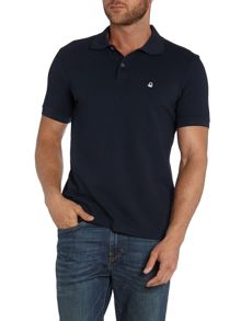 Logo Polo Regular Fit Polo Shirt