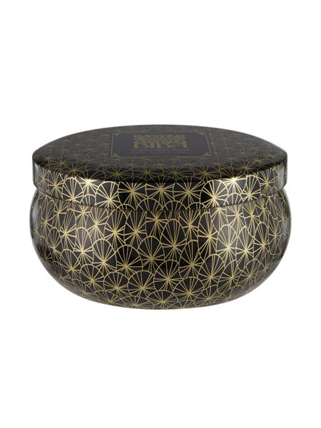 Biba Diamond musk scented tin candle