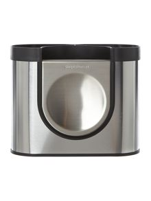 Simplehuman Stainless Steel Utensil Holder