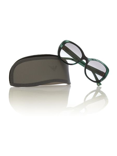Giorgio Armani Sunglasses EA4052 Square sunglasses