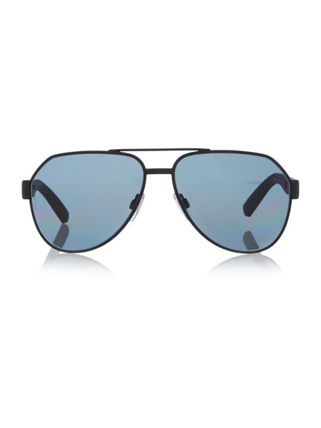Dolce&Gabbana Dg2149 male black aviator sunglasses