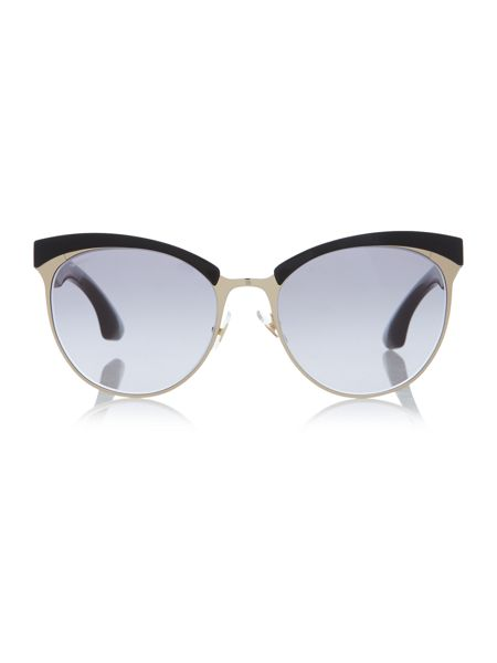 Miu Miu Female MU 54QS G17 Round sunglasses
