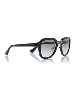 PR 25RS square sunglasses