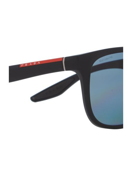 Prada Linea Rossa PS 03OS square sunglasses
