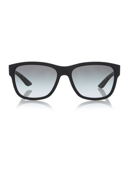 Prada Linea Rossa PS 03QS rectangle sunglasses