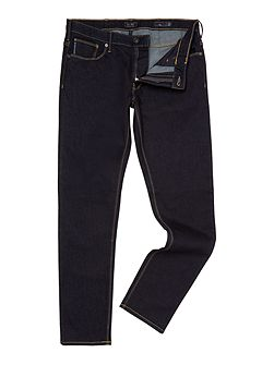 J06 Regular Fit Dark Rinse Jean