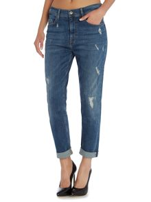 Hugo Boss J70 tokya cropped jean