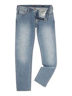J06 Slim fit Light Wash Jean