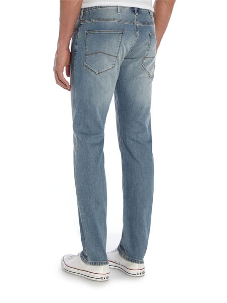 Armani Jeans J06 Slim fit Light Wash Jean