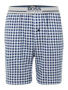 Hugo Boss Relax Check Nightwear Shorts