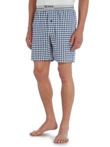 Relax Check Nightwear Shorts