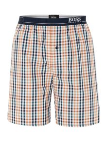 Hugo Boss Plain Nightwear Shorts