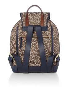 Haritage multi coloured backpack